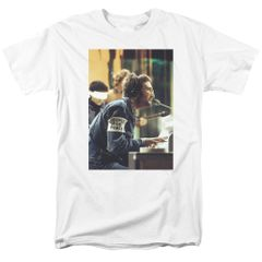 "John Lennon ""People for Peace"" White T-shirt"