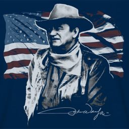 John Wayne Great American Shirts