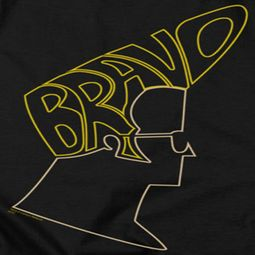 Johnny Bravo Bravo Hair Shirts