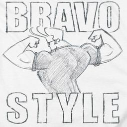 Johnny Bravo Bravo Style Shirts