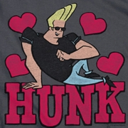 Johnny Bravo Hunk Shirts