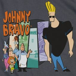 Johnny Bravo Johnny & Friends Shirts
