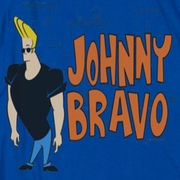 Johnny Bravo Johnny Logo Shirts