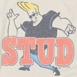 Johnny Bravo Stud Shirts