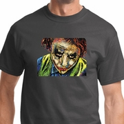 Joker Face Mens Shirts