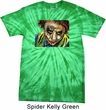 Joker Face Spider Tie Dye Shirt