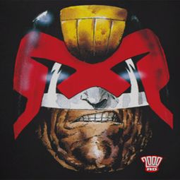 Judge Dredd Dredds Head Shirts