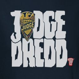 Judge Dredd Logo Shirts