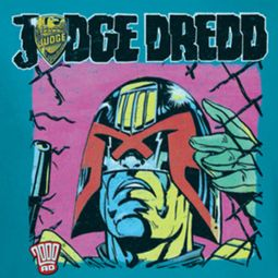Judge Dredd Retro Comic Shirts