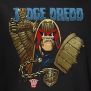 Judge Dredd Snarl Shirts
