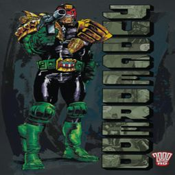 Judge Dredd Standing Shirts
