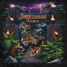 Jurassic Park Movie Welcome To The Park Shirts