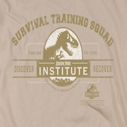 Jurassic Park Survival Camp Shirts