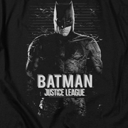 Justice League Movie Batman Profile Shirts