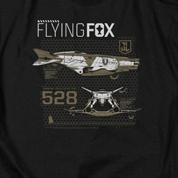 Justice League Movie Flying Fox Shirts