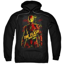 Justice League Movie Hoodie The Flash Black Sweatshirt Hoody