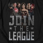 Justice League Movie Join The League Shirts