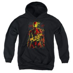 Justice League Movie Kids Hoodie The Flash Black Youth Hoody