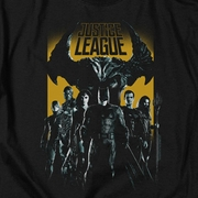 Justice League Movie Stand Up To Evil Shirts