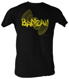 Karate Kid T-Shirt � Banzai Freak Out Adult Black Tee Shirt