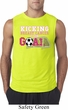 Kicking Breast Cancer is Our Goal Mens Sleeveless Shirt