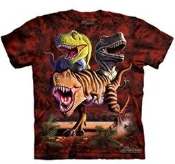 Kids Dinosaur Shirts
