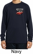 Kids Dodge American Made Muscle Pocket Print Dry Wicking Long Sleeve