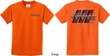 Kids Dodge Charger RT Logo (Front & Back) Youth T-shirt