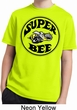 Kids Dodge Shirt Super Bee Moisture Wicking Tee T-Shirt