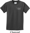 Kids Ford Mustang with Grill Pocket Print Shirt