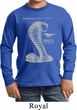 Kids Ford Shirt 50 Years Cobra Long Sleeve Tee T-Shirt