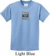 Kids Ford Shirt Built Ford Tough Small Print Tee T-Shirt