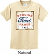 Kids Ford Shirt Distressed Genuine Ford Parts Tee T-Shirt