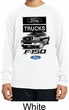 Kids Ford Shirt F-150 Truck Dry Wicking Long Sleeve Shirt