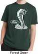 Kids Ford Shirt Mustang Cobra Moisture Wicking Shirt