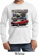 Kids Ford Tee Classic Mustangs Untamed Youth Long Sleeve