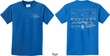 Kids Ford Tee Mustang with Grill (Front & Back) Youth T-shirt