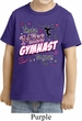 Kids Gymnastics Shirt Miss Gymnast To You Toddler Tee T-Shirt