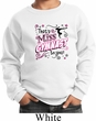 Kids Gymnastics Sweatshirt Miss Gymnast To You Sweat Shirt