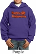 Kids Happy Halloween with Pumpkin Youth Hoodie