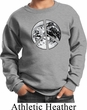 Kids Peace Sweatshirt Peace Earth Sweat Shirt