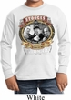 Kids Three Stooges Shirt Moonshine Whiskey Long Sleeve Tee T-Shirt
