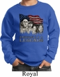 Kids Three Stooges Sweatshirt Rushmorons Sweat Shirt