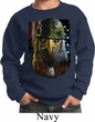 Kids USA Sweatshirt American Eagle Youth Sweat Shirt