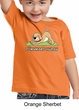 Kids Yoga Shirt Downward Human Toddler Tee T-Shirt