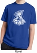 Kids Yoga Shirt Krishna Moisture Wicking Tee T-Shirt