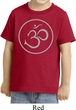 Kids Yoga Shirt Thin OM Toddler Tee T-Shirt