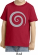Kids Yoga Shirt Vortex Toddler Tee T-Shirt
