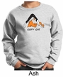 Kids Yoga Sweatshirt Copy Cat Sweat Shirt