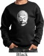 Kids Yoga Sweatshirt Little Buddha Head Sweat Shirt
